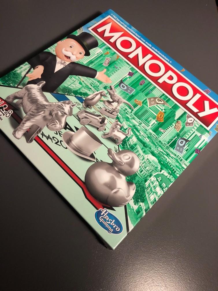 Spellen | Monopoly