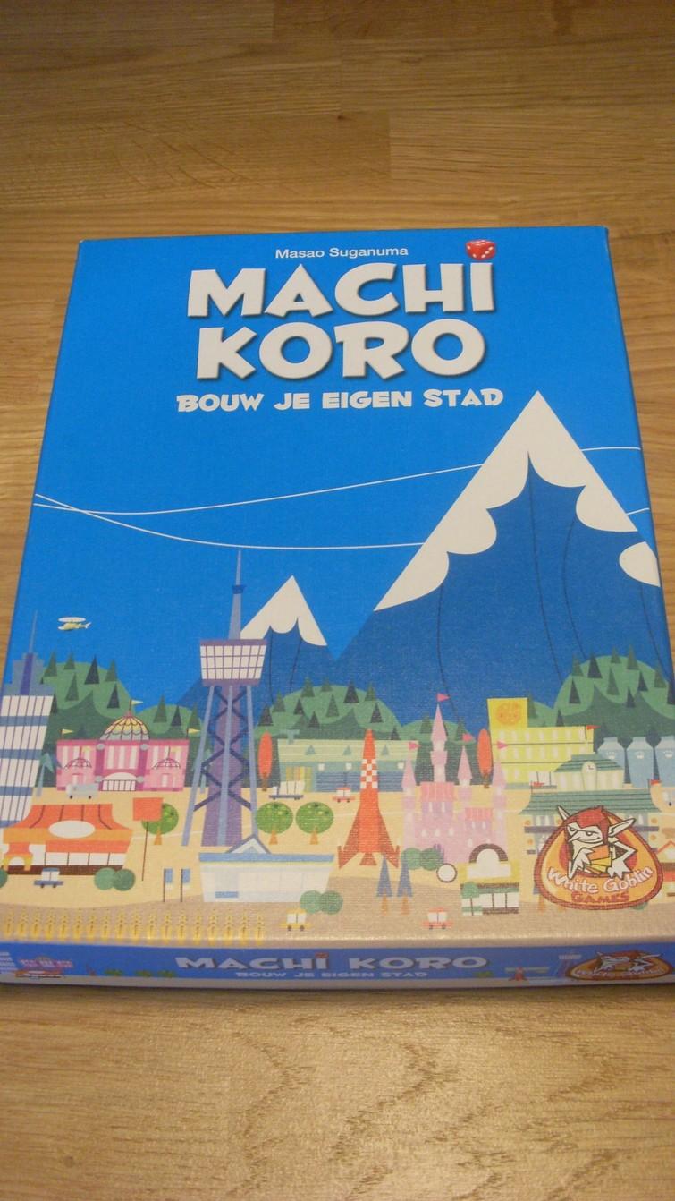 Machi Koro (NL)