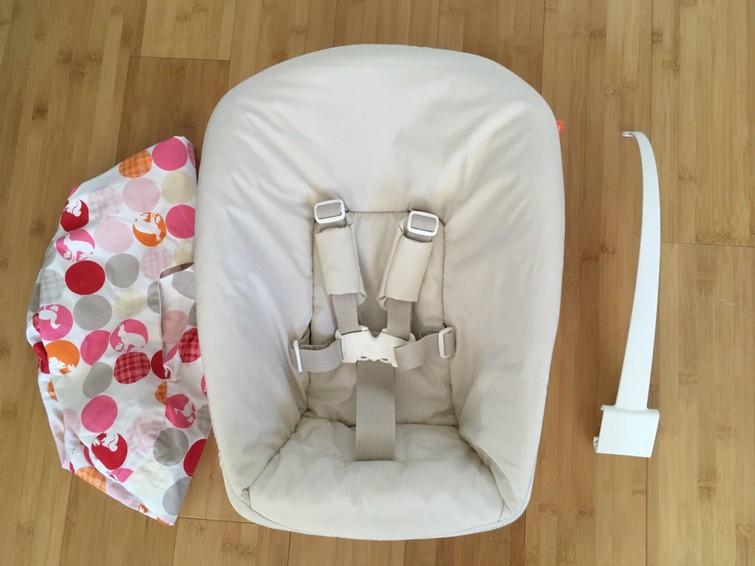 Stokke Tripp Trapp Newborn set 0-6 maanden wiegje/stoeltje