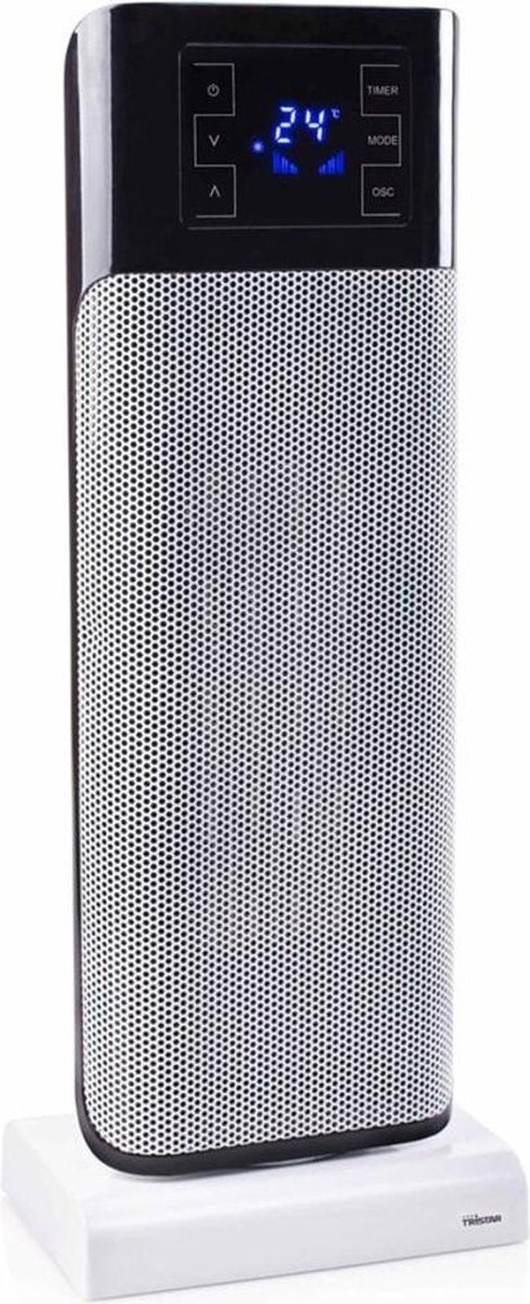 Elektrische Keramische Ventilatorkachel 2000W