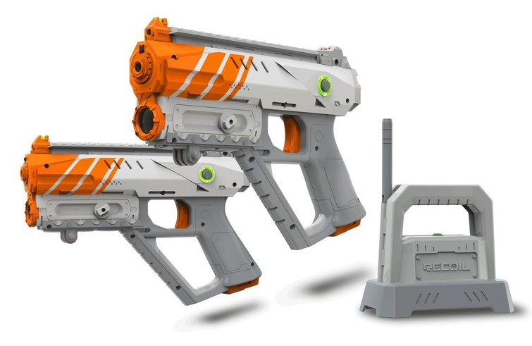 Recoil starters set (2 spelers)