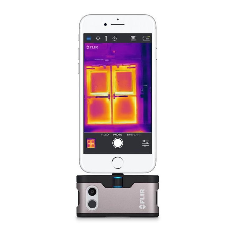FLIR ONE-warmtebeeldcamera voor iOS