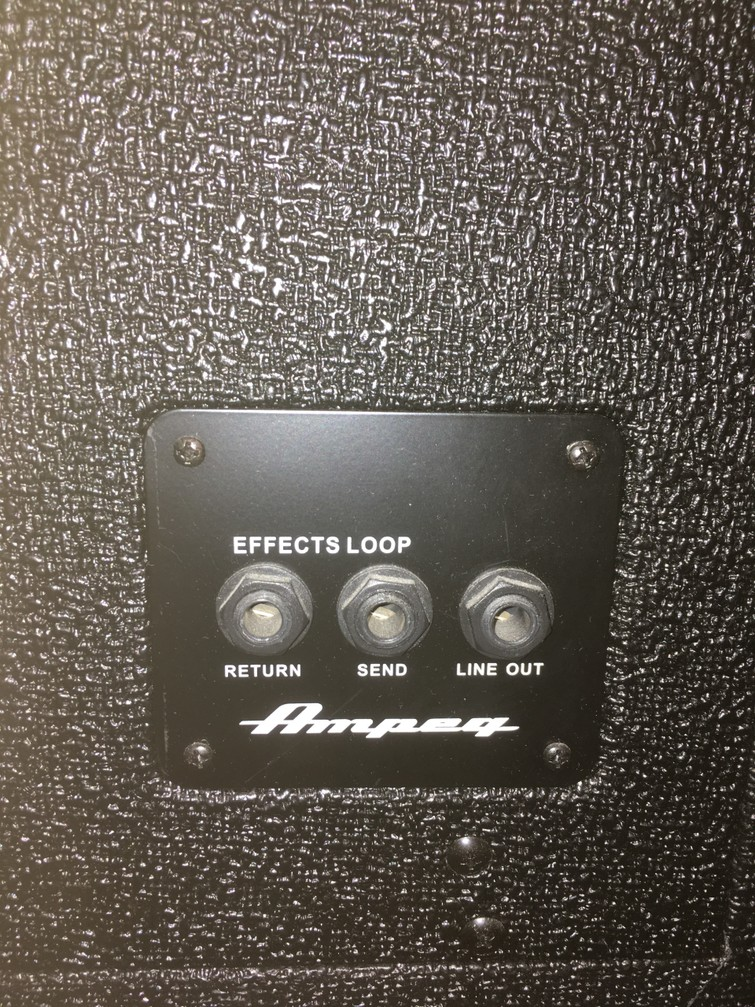 Electric Bass Amplifier