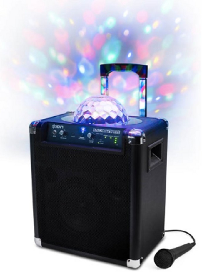 Bluetooth party discobox