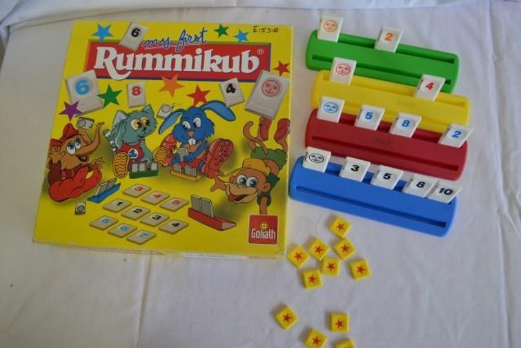 rummikub (diverse varianten)