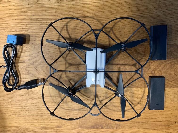 DJI TELLO Drone + 2x Batterij