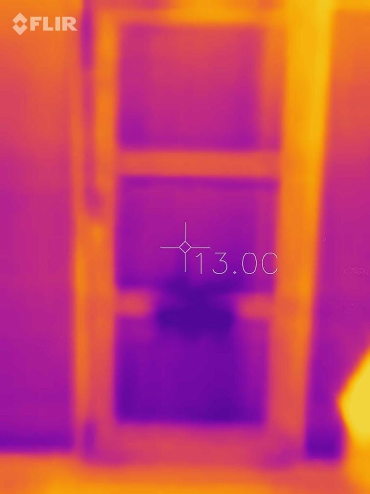 Flir infrafood camera voor ios