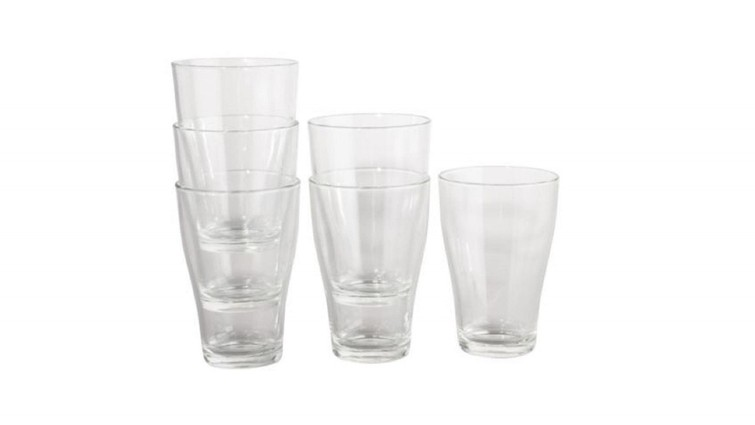 Frisglas of bierglas stapelbaar