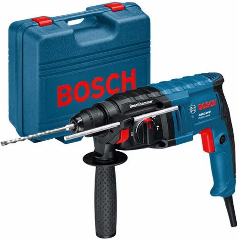 Boorhamer Bosch Professional Voor Beton en Steen beter dan klopboormachine