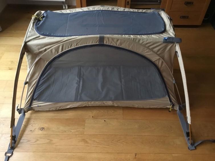 Kinder camping bedje