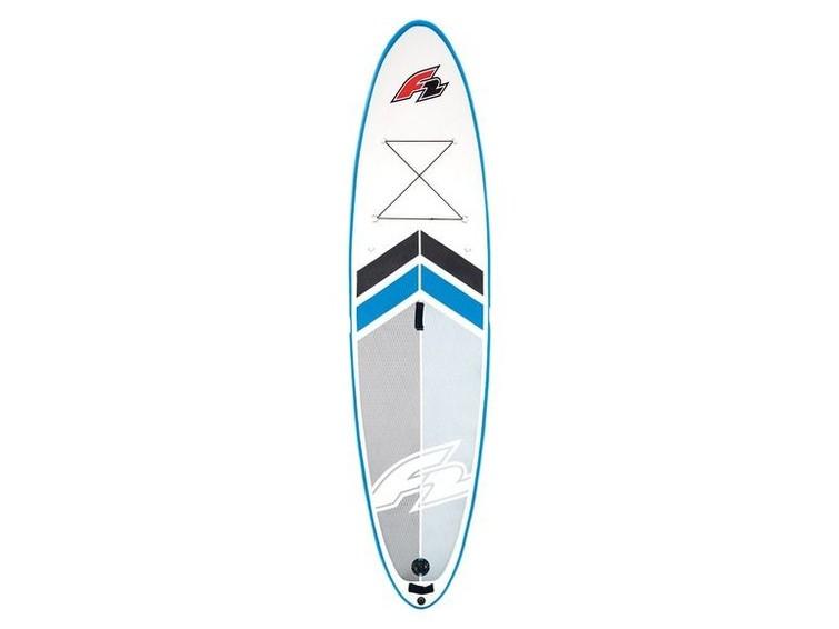 SUP board / plank met paddle