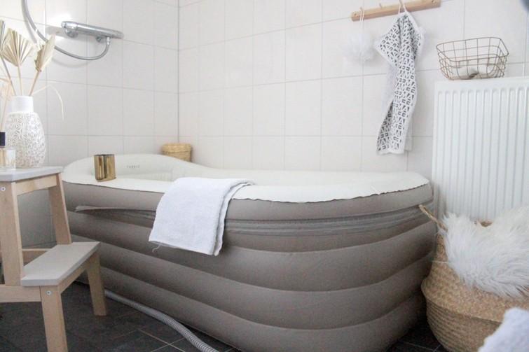 Tubble - oplaasbaar bad