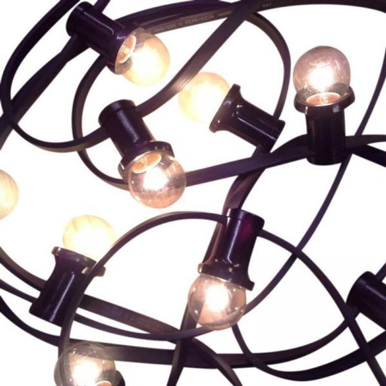 Priklicht 6 meter met 10 lampen