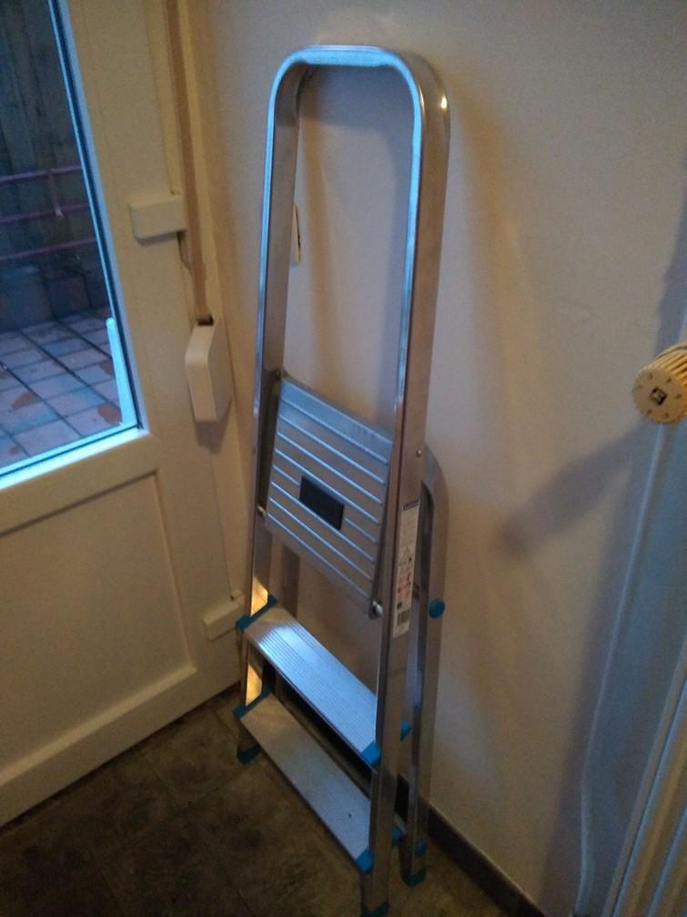 Huishoudtrap / Kleine ladder 3 treden