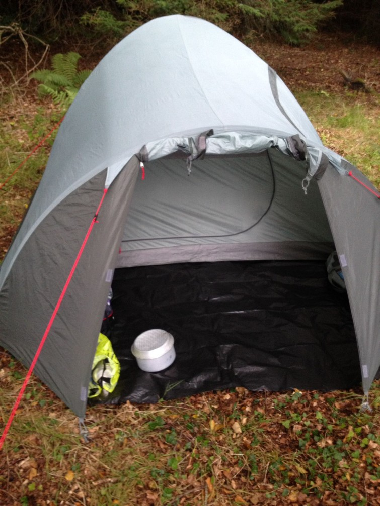 Tent 2,5 pers