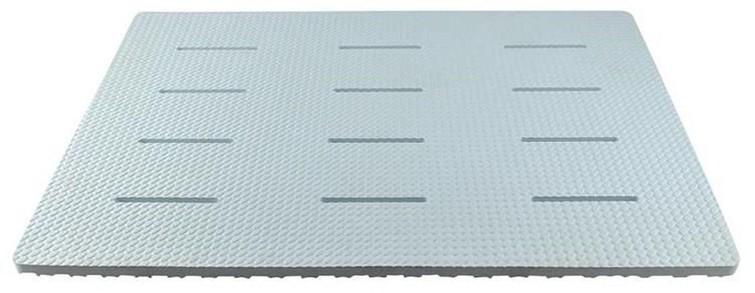 Anti Trillingsmat Wasmachine - Antitril Wasmachine Mat - Anti Trillingsmat - Antivibratiemat - Trilmat Dempingsmat - 60x85x2 CM. - Wasmachine Onderdelen & Accessoires.