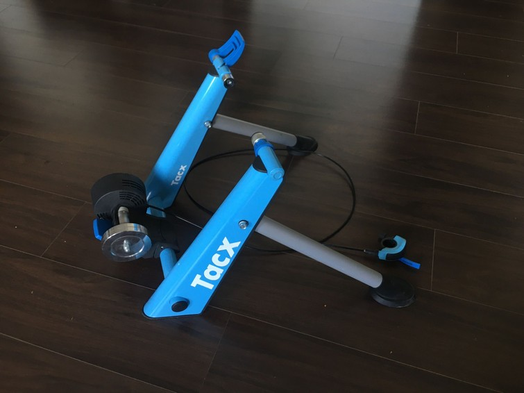 Tacx Blue Matic fiets (home)trainer
