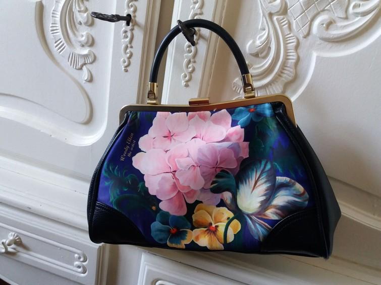 mooie handtas voor speciaal momentje