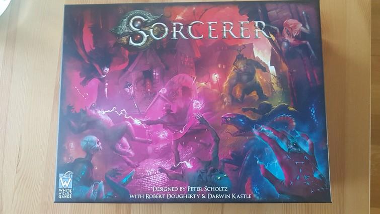 Bordspel Sorcerer