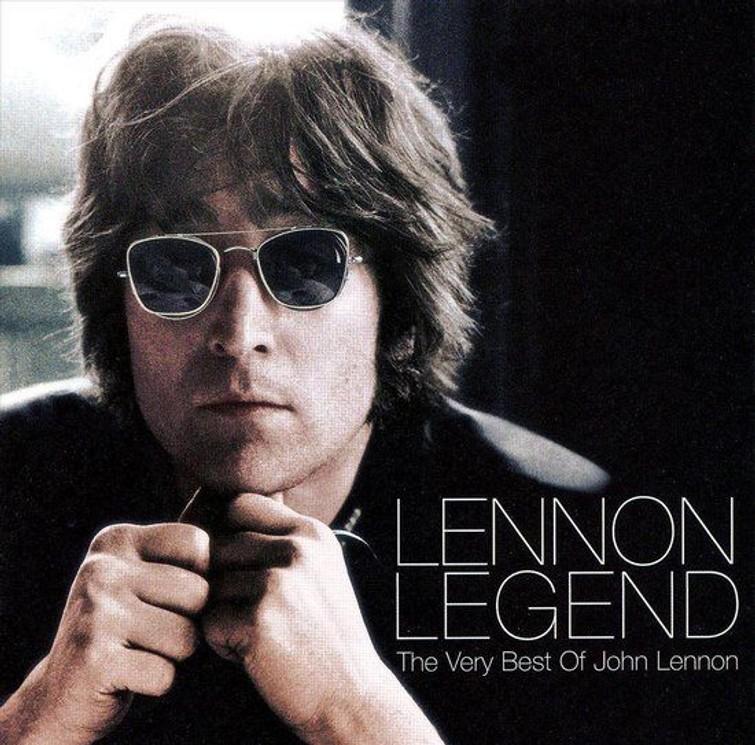 John Lennon – Lennon Legend (The Very Best Of John Lennon) 27 Oktober 1997. - CD