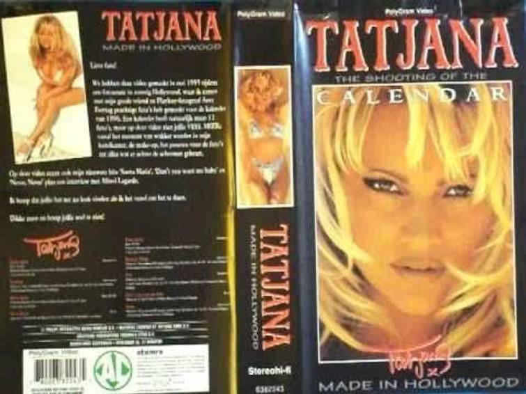 Tatjana - Made In Hollywood (Tatjana Simic) 5 Augustus 1995. - MP4 & DVD