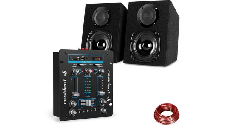 DJ set (40watt)