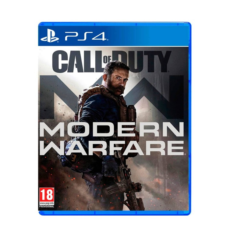Activision Call of Duty: Modern Warfare 2019