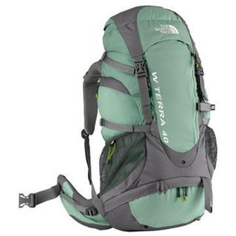 It s a North Face Women's Terra 40L Backpack. It s been used a lot in the past but still works!