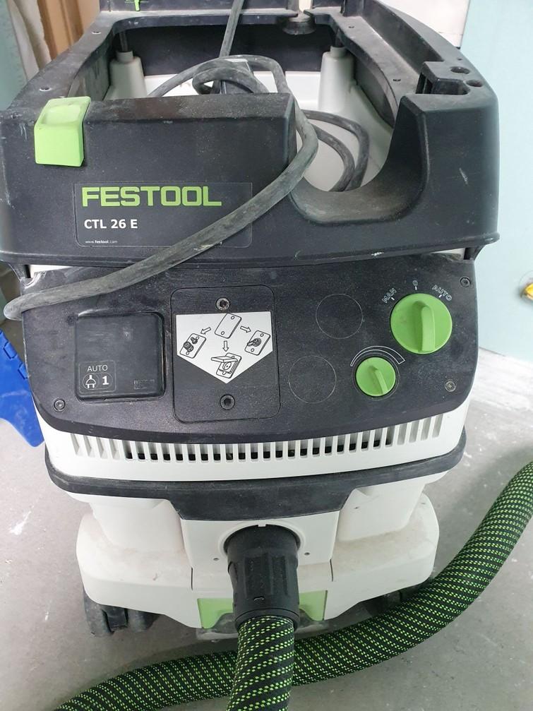 Festool ctl26e