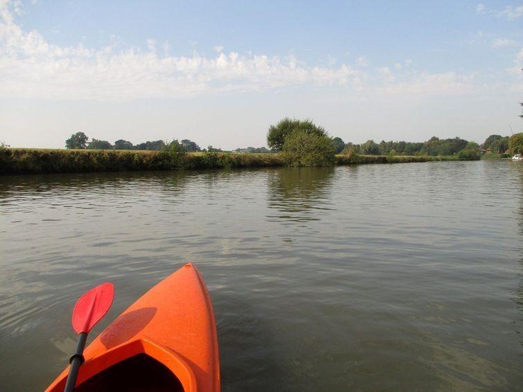 Roeiboot, Kano, Kayak, Kajak 2 personen