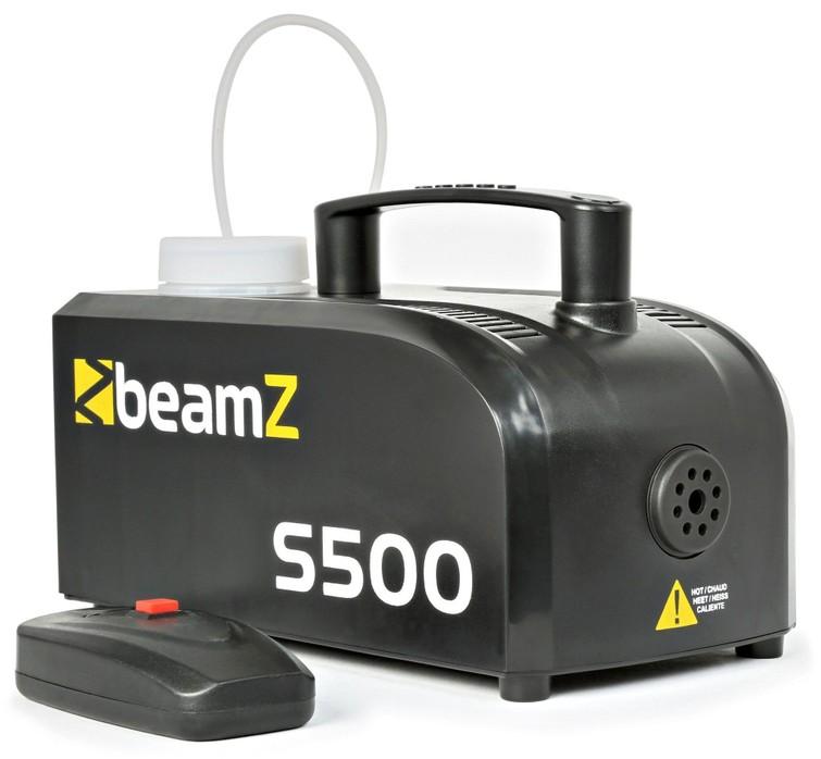 BeamZ S500 Rookmachine Compact