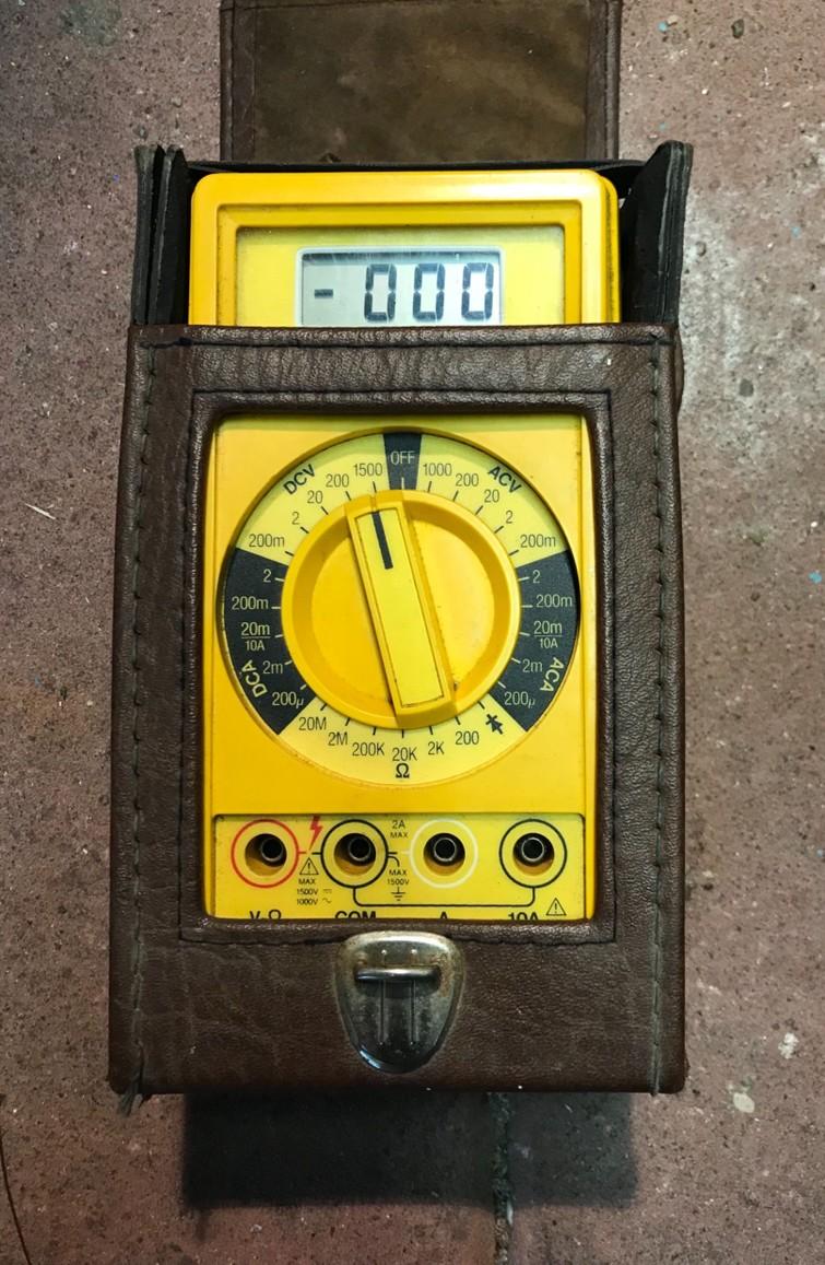 Universeel meter