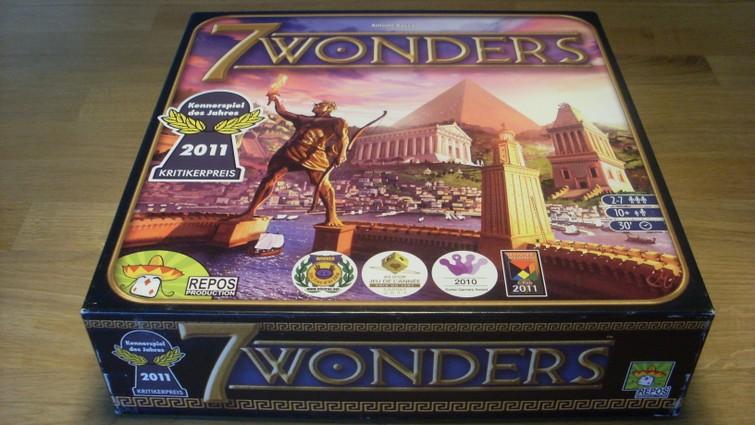 7 Wonders (NL/EN)