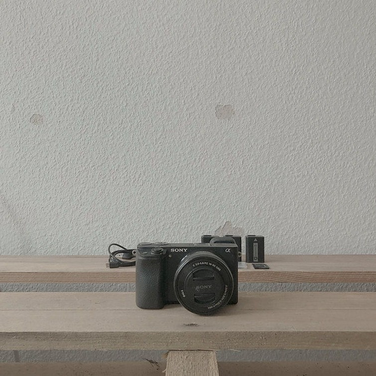 Sony A6300 4k Mirrorless
