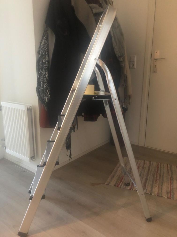 Ladder 4 treden