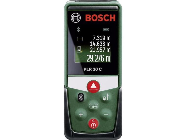 Bosch PLR30C laser afstandsmeter (bluetooth/app)