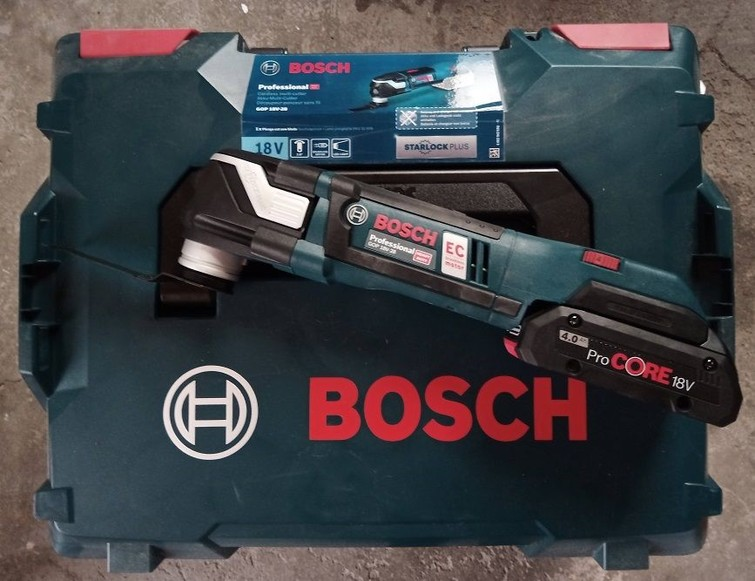 Bosch Multitool GOP 18v-28
