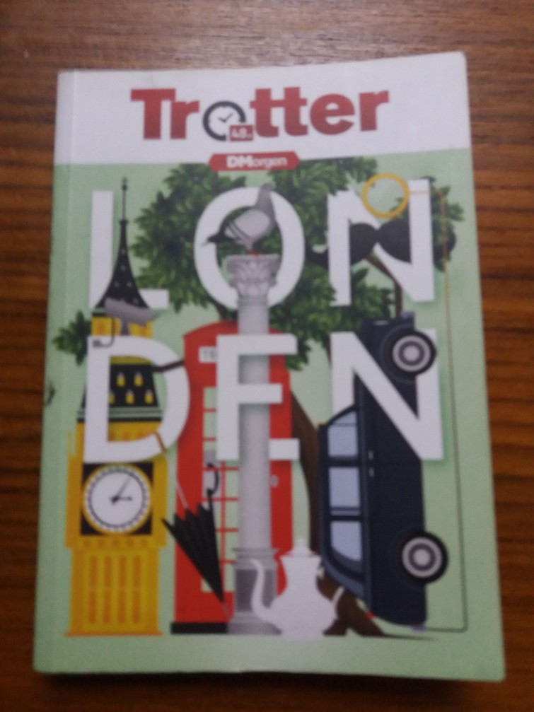 Trotter Londen reisgids