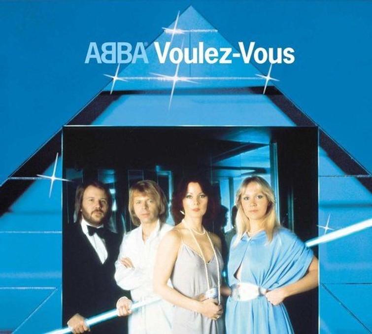 ABBA - VOULEZ-VOUS (Album CD) 23 April 1979. - CD