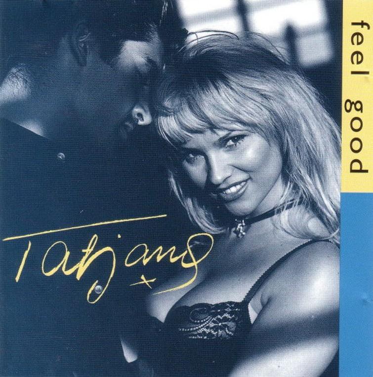 Tatjana - Feel Good ( Album CD) 1993. - CD