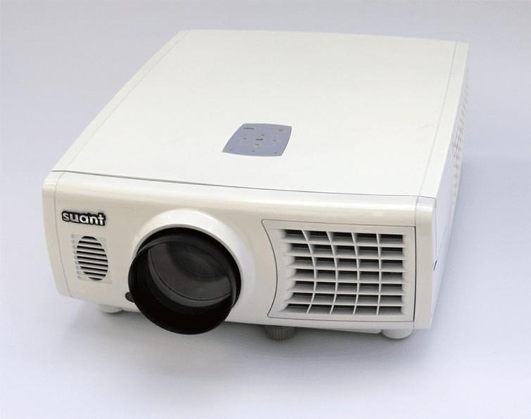 Component Video, Composite, HDMI, S-Video, VGA (D-Sub) Helder beeld, goed contrast
