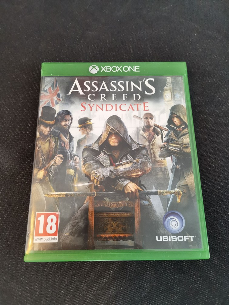 Assassin's Creed Syndicate voor Xbox One
