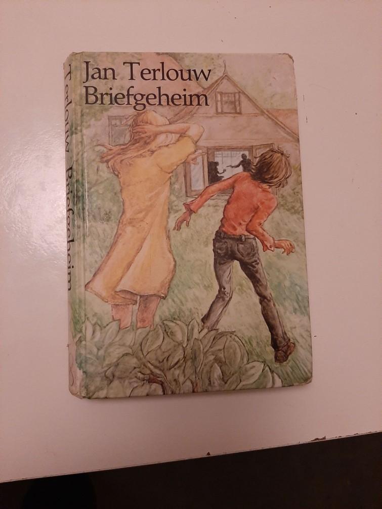 """boek """"briefgeheim van jan terlouw"""""""