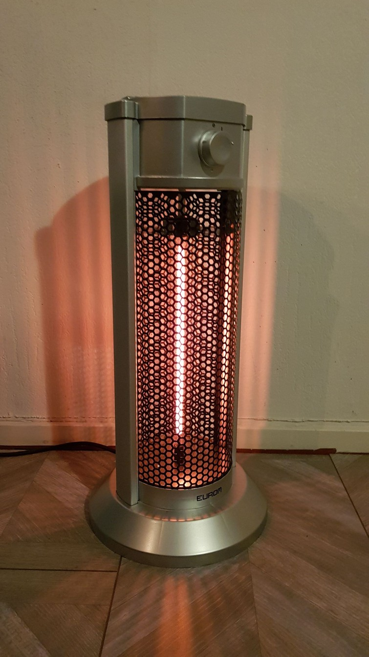 Elektrische kachel/Heater 900W