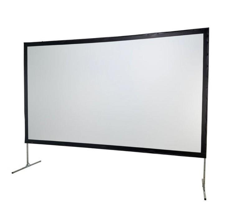 Projectiescherm 447x260cm