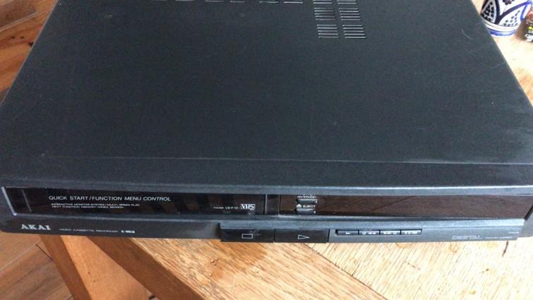 Videorecorder VHS