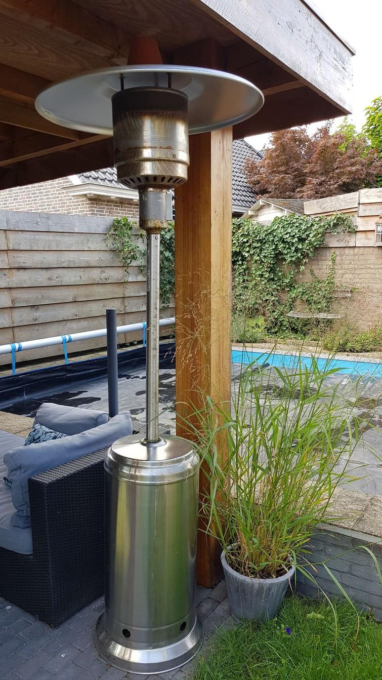 gas terraskachel