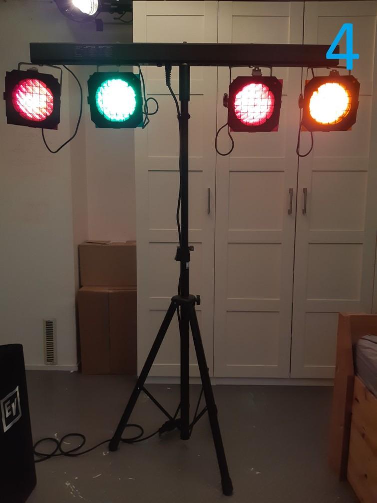 Licht set 4