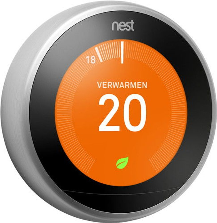 check Nest thermostat v3