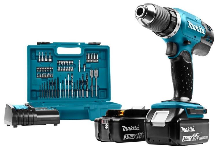 18V Boor-schroefmachine (accu)